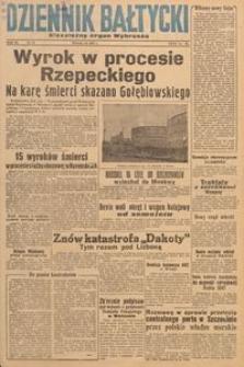 Dziennik Bałtycki 1947, nr 34