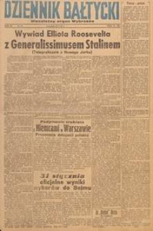 Dziennik Bałtycki 1947, nr 22