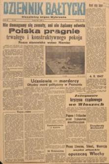 Dziennik Bałtycki 1947, nr 28