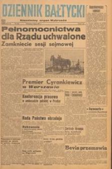 Dziennik Bałtycki 1947, nr 183