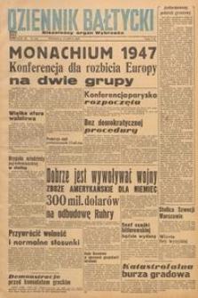 Dziennik Bałtycki 1947, nr 190