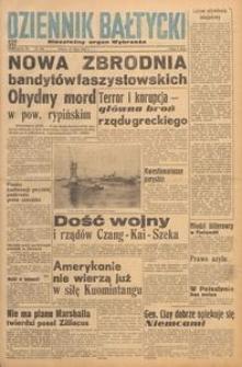 Dziennik Bałtycki 1947, nr 196