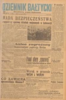 Dziennik Bałtycki 1947, nr 209