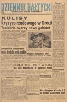 Dziennik Bałtycki 1947, nr 234