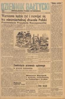 Dziennik Bałtycki 1947, nr 240