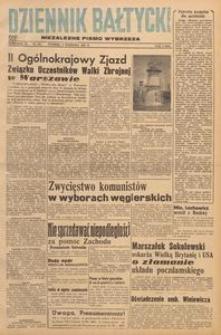 Dziennik Bałtycki 1947, nr 241