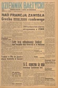 Dziennik Bałtycki 1947, nr 244