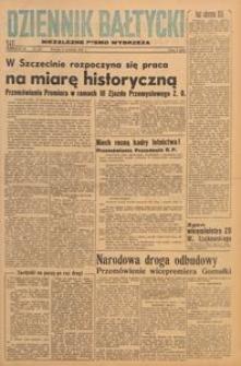 Dziennik Bałtycki 1947, nr 248