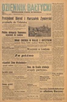 Dziennik Bałtycki 1947, nr 249