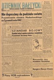 Dziennik Bałtycki 1947, nr 261