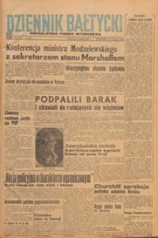 Dziennik Bałtycki 1947, nr 268