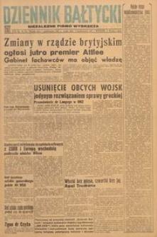 Dziennik Bałtycki 1947, nr 276