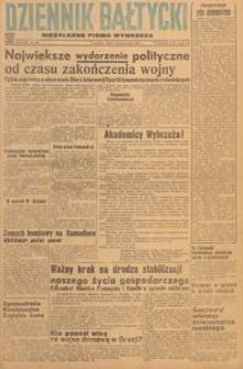 Dziennik Bałtycki 1947, nr 277 b