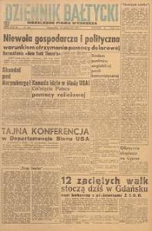 Dziennik Bałtycki 1947, nr 288