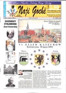 Naji Gochë : dwumiesięcznik społeczno-kulturalny, 2004, nr 3