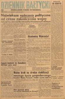 Dziennik Bałtycki 1947, nr 277 a