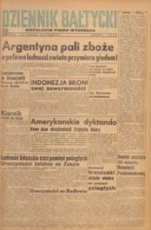 Dziennik Bałtycki 1947, nr 302