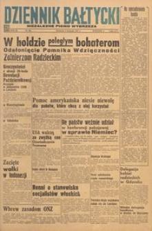 Dziennik Bałtycki 1947, nr 308