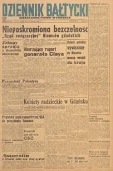 Dziennik Bałtycki 1947, nr 311