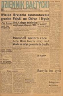 Dziennik Bałtycki 1947, nr 321