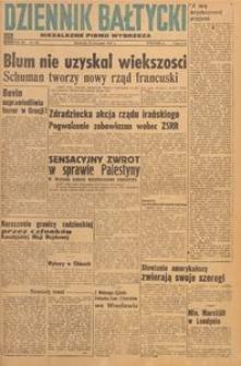 Dziennik Bałtycki 1947, nr 322