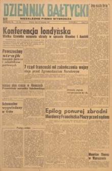 Dziennik Bałtycki 1947, nr 324