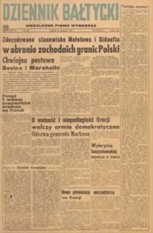 Dziennik Bałtycki 1947, nr 328