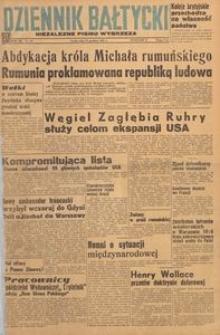 Dziennik Bałtycki 1947, nr 357