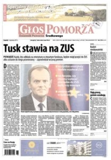 Głos Pomorza, 2013, wrzesień, nr 207