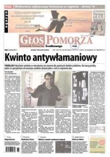 Głos Pomorza, 2013, wrzesień, nr 208
