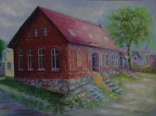 Szkoła Powszechna w Luzinie