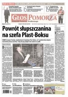 Głos Pomorza, 2013, wrzesień, nr 223