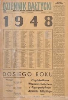 Dziennik Bałtycki 1948, nr 1