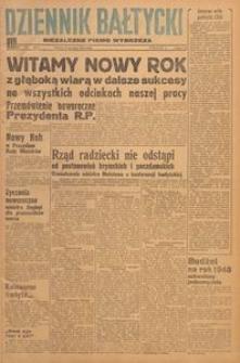 Dziennik Bałtycki 1948, nr 2