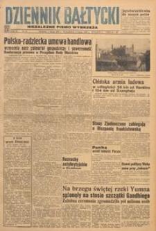 Dziennik Bałtycki, 1948, nr 32