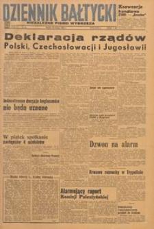 Dziennik Bałtycki, 1948, nr 50