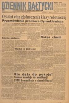 Dziennik Bałtycki, 1948, nr 78