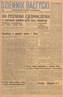 Dziennik Bałtycki, 1948, nr 93