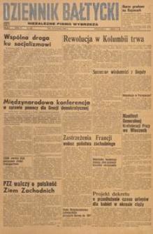Dziennik Bałtycki, 1948, nr 100