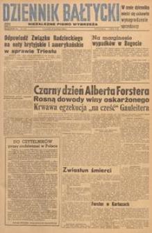 Dziennik Bałtycki, 1948, nr 103