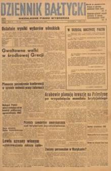 Dziennik Bałtycki, 1948, nr 110