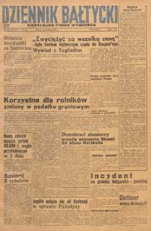 Dziennik Bałtycki, 1948, nr 111