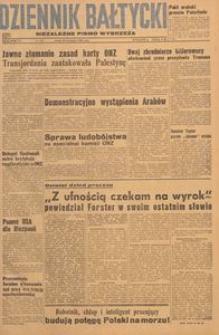 Dziennik Bałtycki, 1948, nr 116