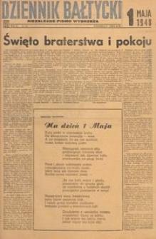 Dziennik Bałtycki, 1948, nr 119