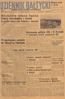 Dziennik Bałtycki, 1948, nr 124