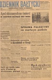 Dziennik Bałtycki, 1948, nr 125