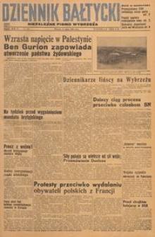 Dziennik Bałtycki, 1948, nr 129