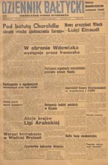 Dziennik Bałtycki, 1948, nr 131