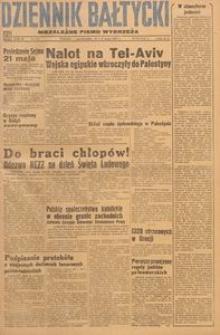 Dziennik Bałtycki, 1948, nr 134