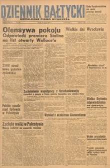 Dziennik Bałtycki, 1948, nr 136
